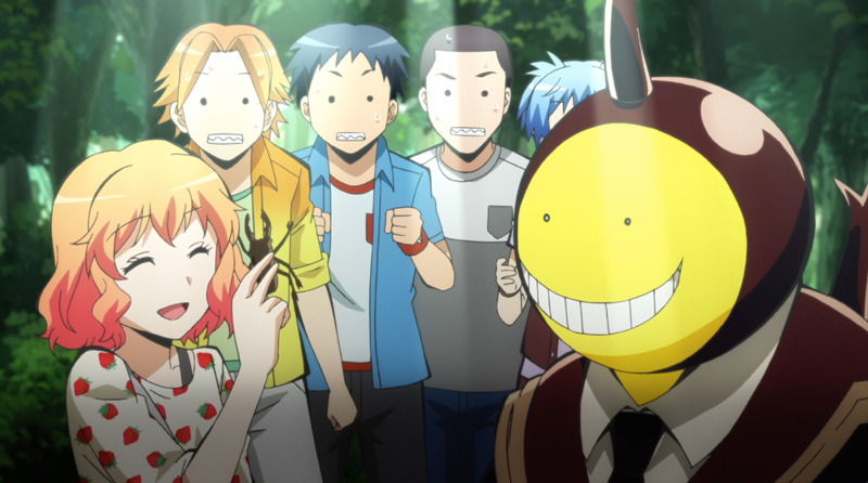 'Assassination Classroom The Film : 365 Days' Will Be ...